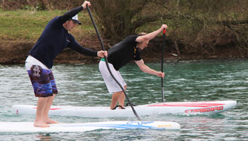 SUP Club Racing